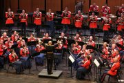 Marines to Land in Pasco - the Marine Band, That Is