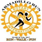 Armadillo Run Is Saturday