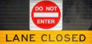 U.S. 19 Lane Closed for Sewer Repair