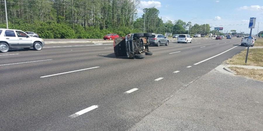 Hit and Run | Florida Highway Patrol | Traffic Crash