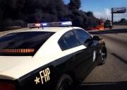 Passenger Critically Injured in One-Car Hillsborough Crash