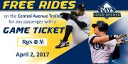 Going to the Rays Game? Get a Free Ride from the PSTA