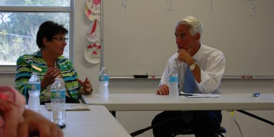 Charlie Crist | Operation PAR | Mental Health | Health Care | Addiction | Tampa Bay News | Operation PAR