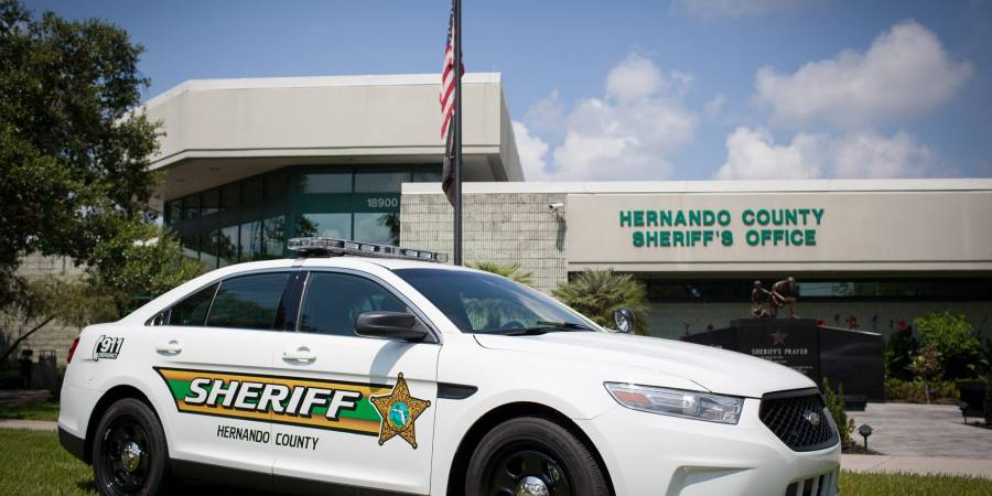 Hernando Sheriff | Police Car | Crime