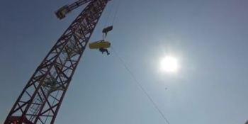 Tampa Rescue | Crane Operator Rescue | Public Safety