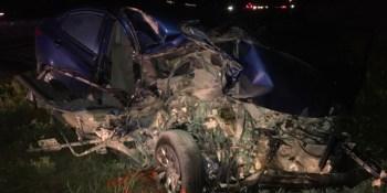 Wrong Way Crash | Florida Highway Patrol | Traffic Crash