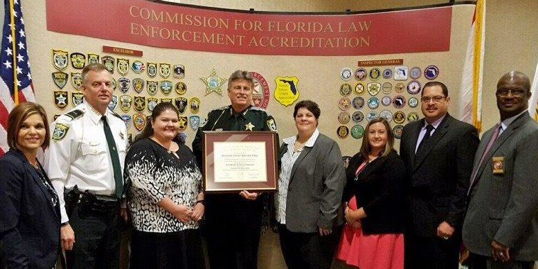 Accreditation | Hernando Sheriff | Award