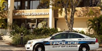 Largo Police Car | Largo Police | Public Safety