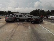 Crashes Tie Up Hillsborough Traffic on I-275