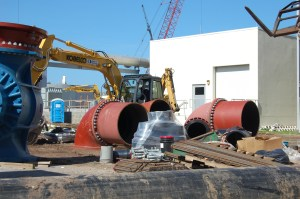 Southwest Water Reclamation Plant | St. Petersburg | Sewer
