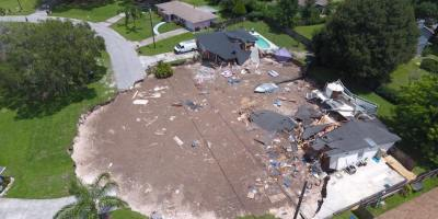 Land O' Lakes Sinkhole | Pasco County | United Way