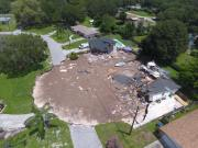 Two Homes Condemned as Pasco Sinkhole Grows