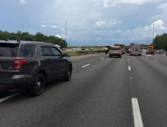 I-75 Crash | Florida Highway Patrol | TB Reporter