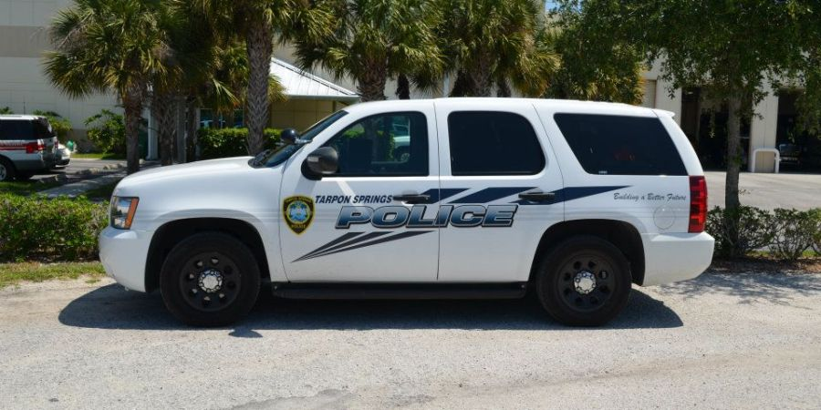 Tarpon Springs Police | Police Car | Law Enforcement
