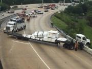 Crash Closes Entry to I-275 in HIllsborough