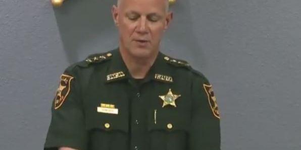 Autistic Boy   Pinellas Sheriff   Bob Gualtieri