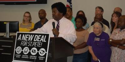 Anthony Jones | New Deal for St. Pete | Neighborhoods