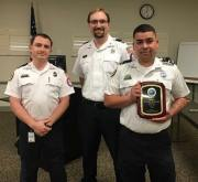 State Award Goes to Sunstar Paramedic