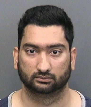 Devbir Kalsi | HIllsborough Sheriff | Arrests