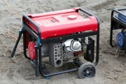Be Safe When Using Portable Generators, Officials Say