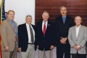 Five Former Mayors Endorse Baker