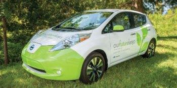 Nissan Leaf   Largo   Environment