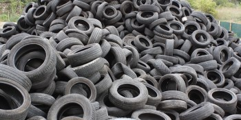 Tires   Environment   Recycling