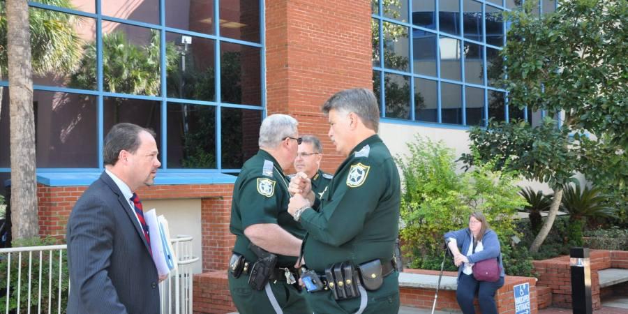 Hernando Sheriff   Bomb Threats   Crime