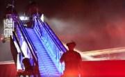 Fire Closes Causeway Boulevard in Hillsborough