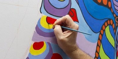 Paint | Art | Mural