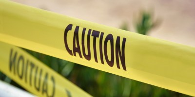 Police Tape | Caution | TB Reporter