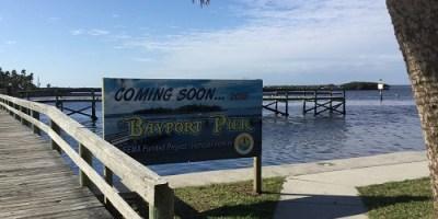 Bayport Pier | Hernando County | Parks