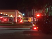 Fire Prompts Evacuation at Tampa Courtyard Marriott