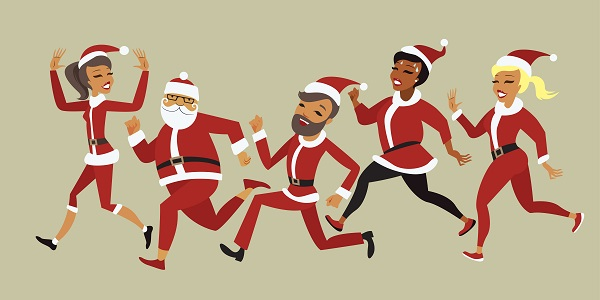 Santa Run | Sports and Recreation | Evernts Near Me