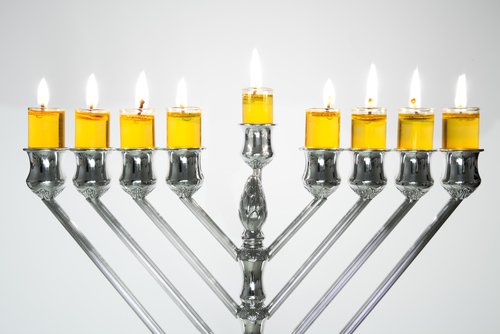 Hanukkah Celebrations Begin Tonight, Public Ceremonies To Be Held All Over Town