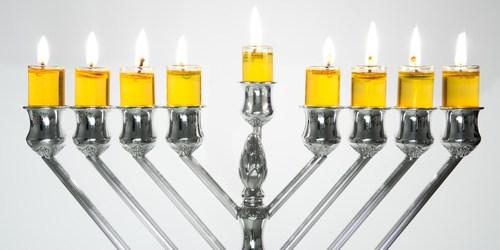 Manorah   Hanukkah   Religion