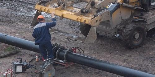 Pipeline | Roadwork | Wastewater Pipe