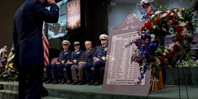 U.S. Coast Guard | Blackthorn | Blackthorn Memorial Service