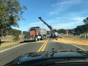 Pasco Dump Truck Crash | Florida Highway Patrol | Traffic Crash