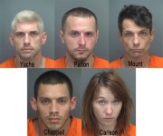 St. Pete Police Bust Drug House