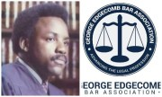 George Edgecomb Bar Assn. Received Statewide Award