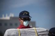 Coast Guard Offloads $46.7 Million of Cocaine in St. Pete