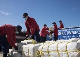U.S. Coast Guard | Cocaine | Drugs