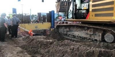 Construction Accident | HIllsborough Sheriff | Hillsborough Fire Rescue