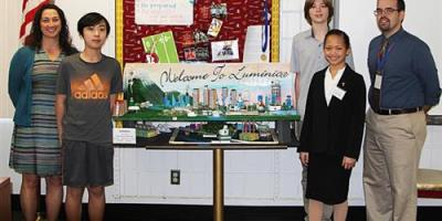 FutureCity | Morgan Fitzgerald Middle School | Education