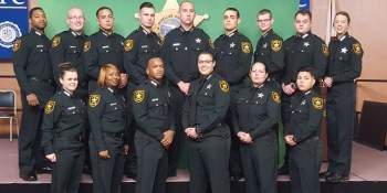 Corrections Academy Graduation | Pinellas Sheriff | Public Safety