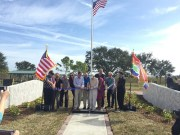 Memorial Honors St. Petersburg Veterans
