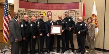 Pinellas Park Police | Accreditation | Law Enforcement