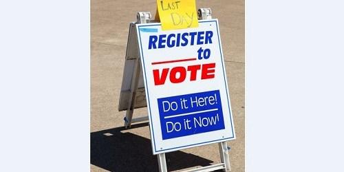 Voter Registration | Elections | Politics