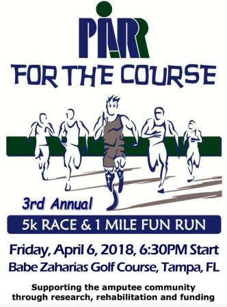 PARR for the Course | Running Event | Events